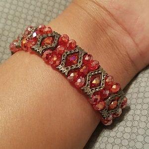 🔴 Stretch Beaded Bracelet 🔴